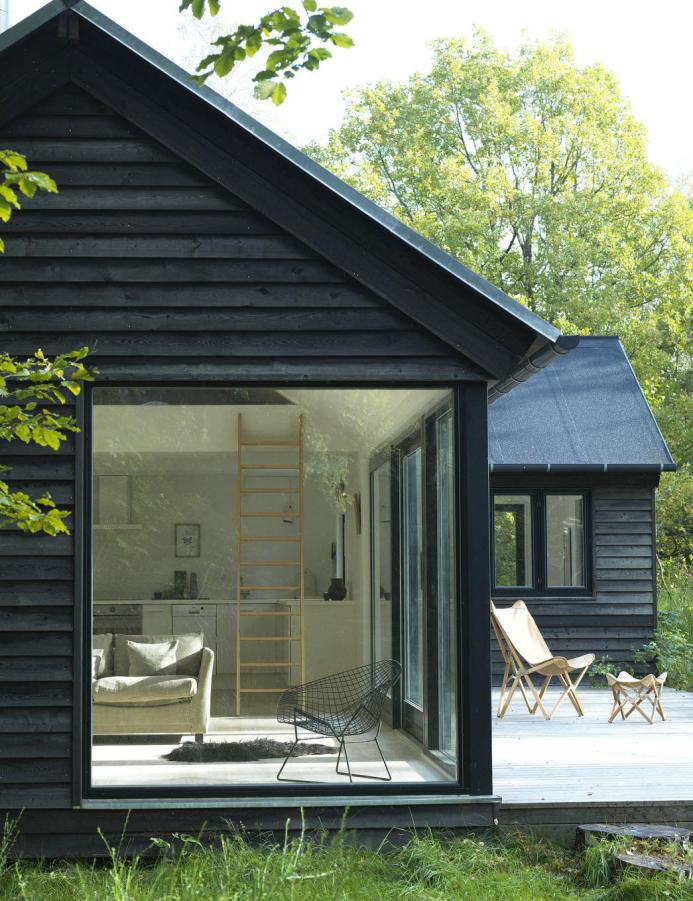 Scandinavian homes in detail