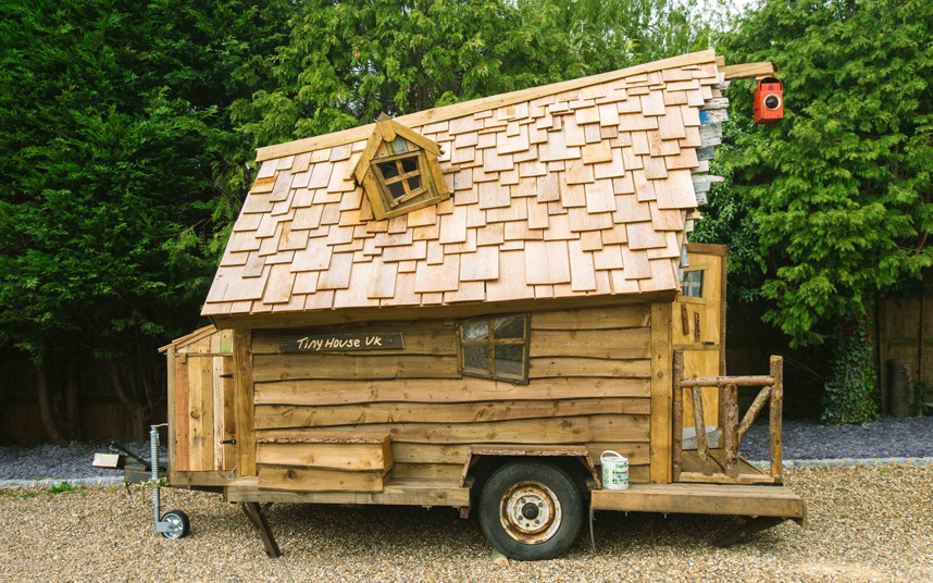 Britain's craziest sheds in competition