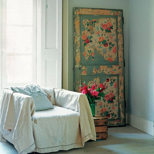 How to use old doors and windows at home
