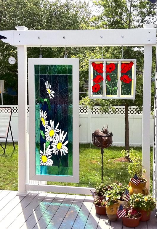 How to use old doors and windows - How to use old doors and windows ...