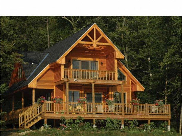 Country style home designs very simple