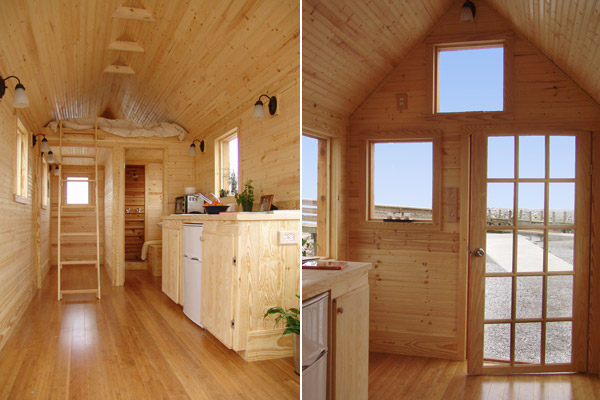 Tiny Home Designs: Small Wooden House Design Ideas
