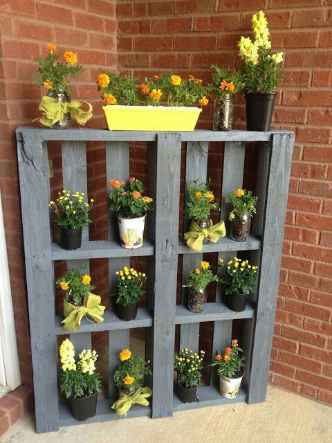 DIY projects with wooden pallets for home