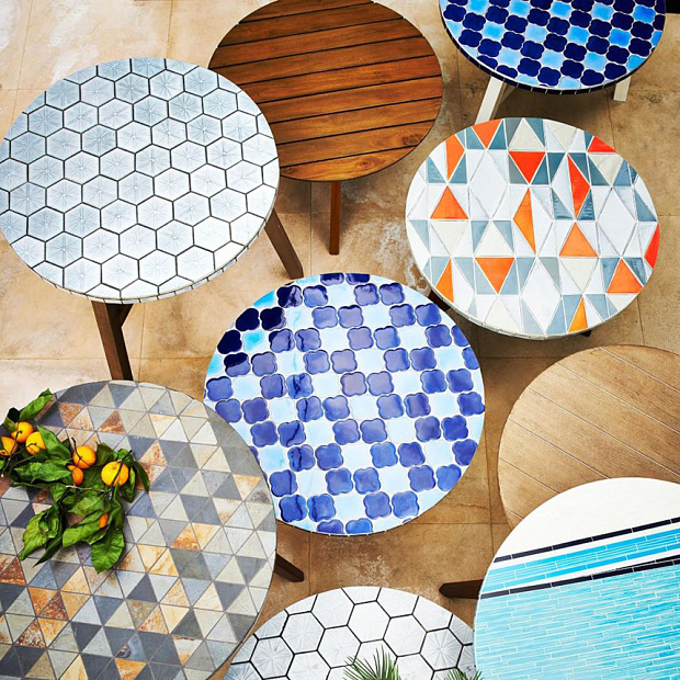 Five colorful summer decorating ideas for home