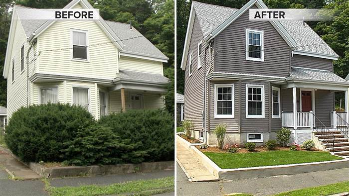 four DIY tricks to maximize the curb appeal of your home