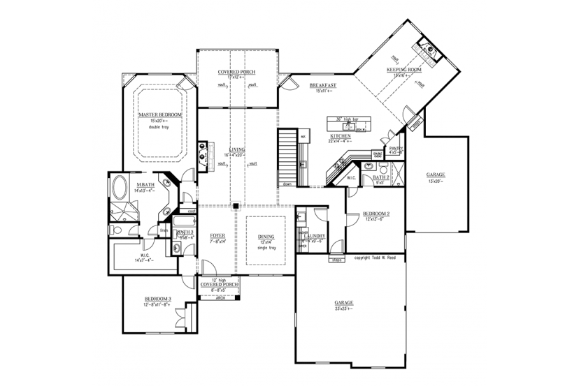 Home plans with in law suite for In law suite plans