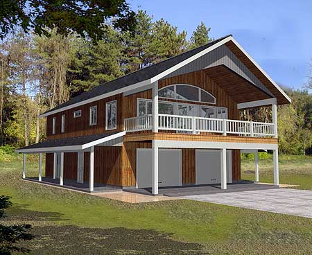 Mountain house projects for all