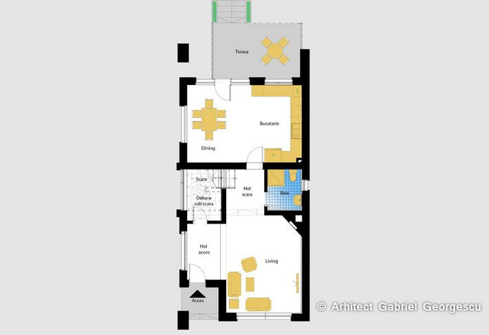 Home plans for narrow lots - Full verandah house plans the functional extra space ...