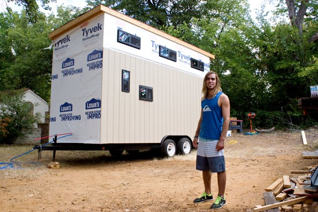The house on wheels to freedom