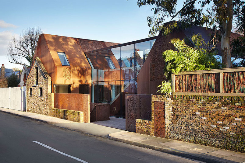 Britain's most modern buildings in 2015