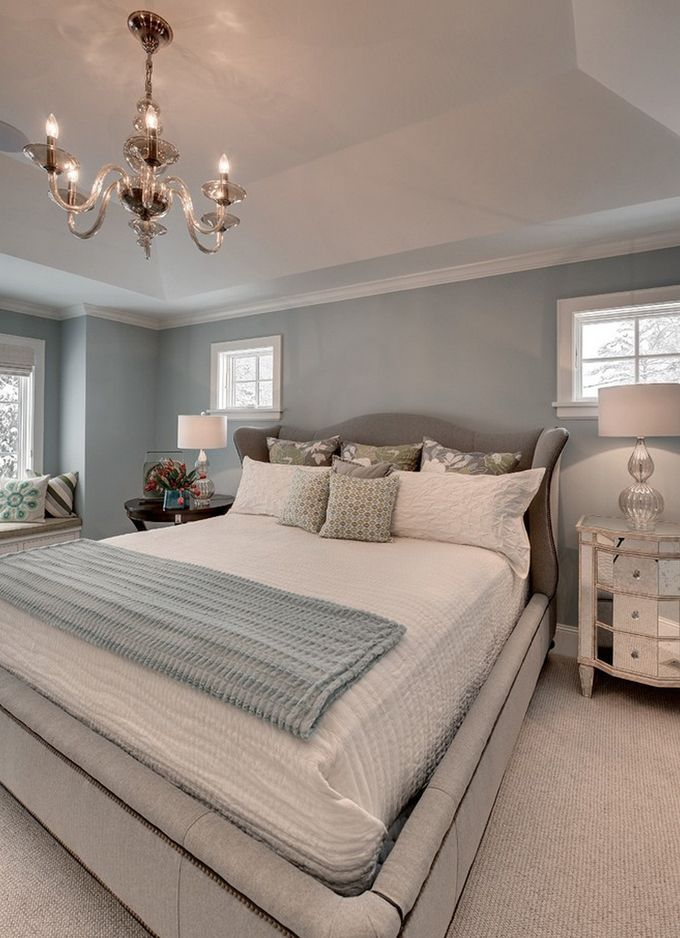 Tranquil Bedrooms Decoration Ideas