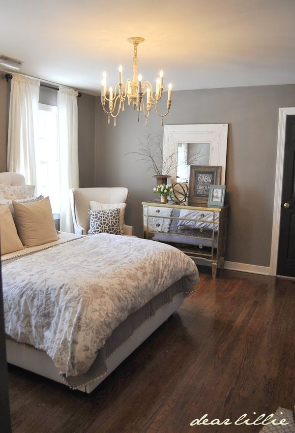 Tranquil bedrooms decoration ideas for rest