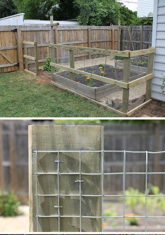 DIY garden fence ideas building your own border