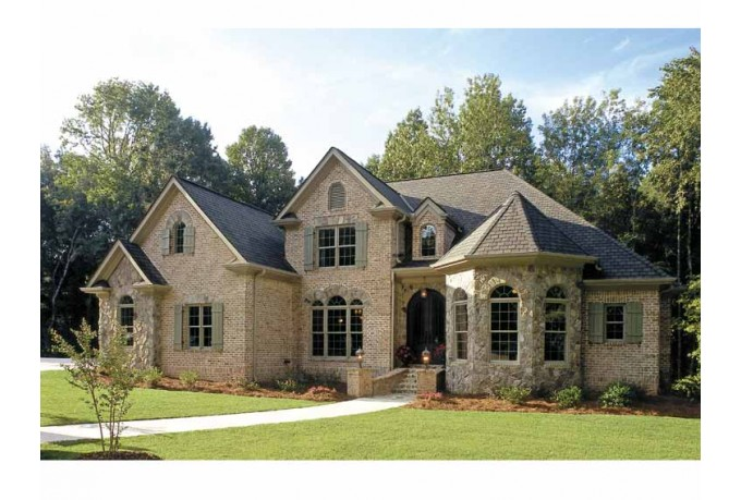 Stone house plans rigor and elegance for Stone house floor plans