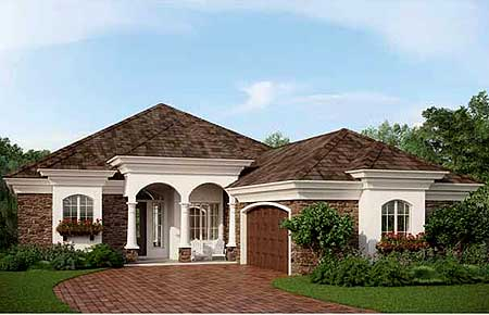 French style house plans are elegant