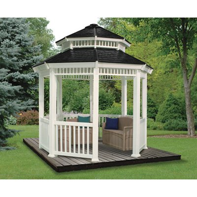 How To Build A Gazebo From Wood
