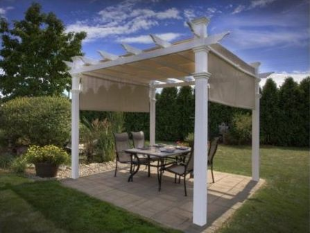 How to build a gazebo from wood for Average cost to build a pavilion
