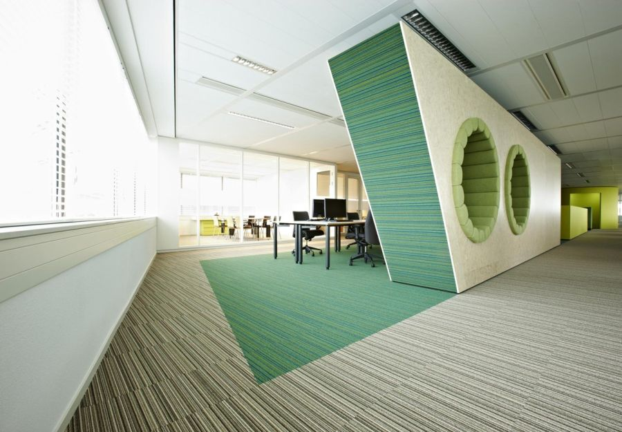 Modern office interior design ideas efficient spaces for Interior design for office space