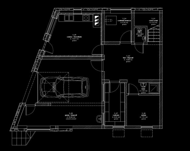 Modele de case din lemn si piatra wood and rock house plans 2
