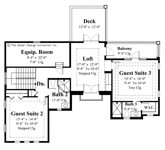 Spanish style house plans exotic design – Exotic Home Floor Plans