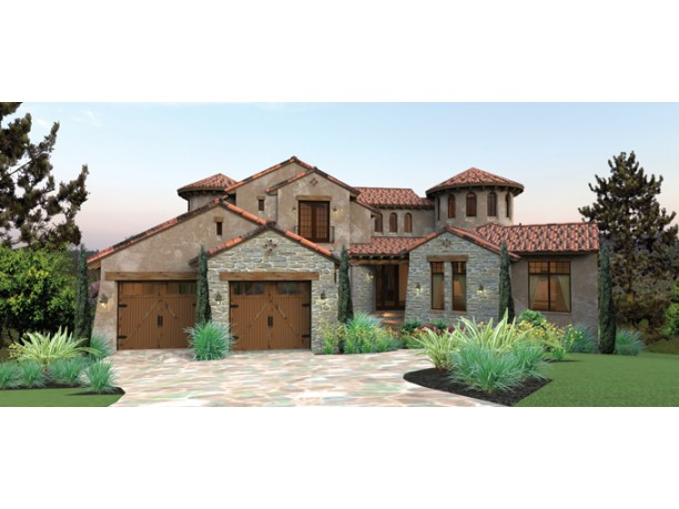 Proiecte de case in stil spaniol design exotic for Spanish style house plans