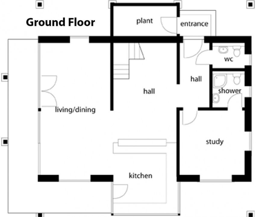 case in stil german german style house plans 4