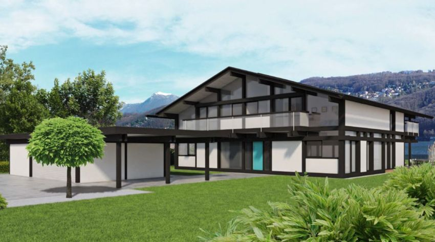 700 Haus Trentham By Glow 6 as well Split Level Home Stylish Practical in addition A Visit To Helen And Scott Nearings as well Sand Dollar besides Home Attached Greenhouses. on passive solar design house plans