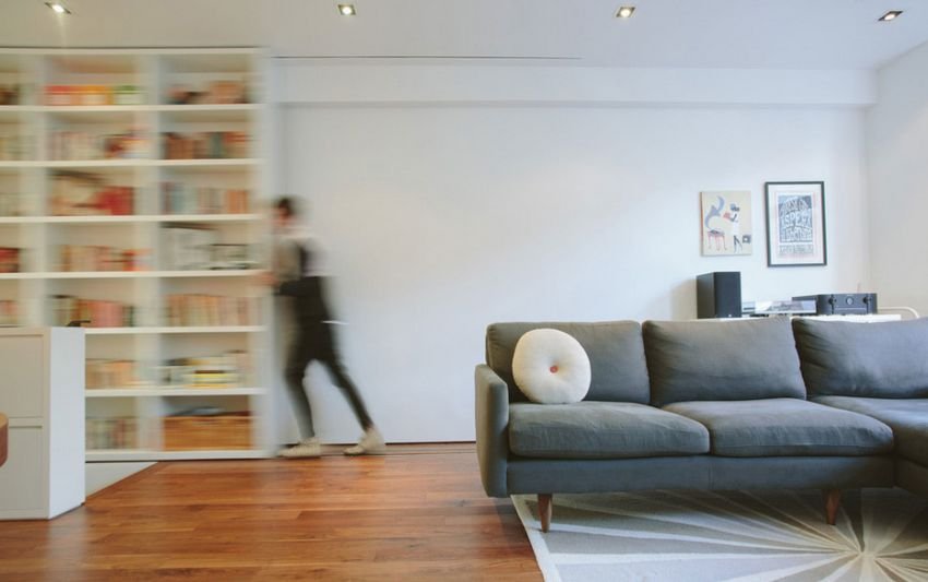 Smart furniture for small spaces handy solutions for Smart space solutions