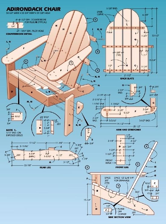 Pallet outdoor furniture instructions in easy steps