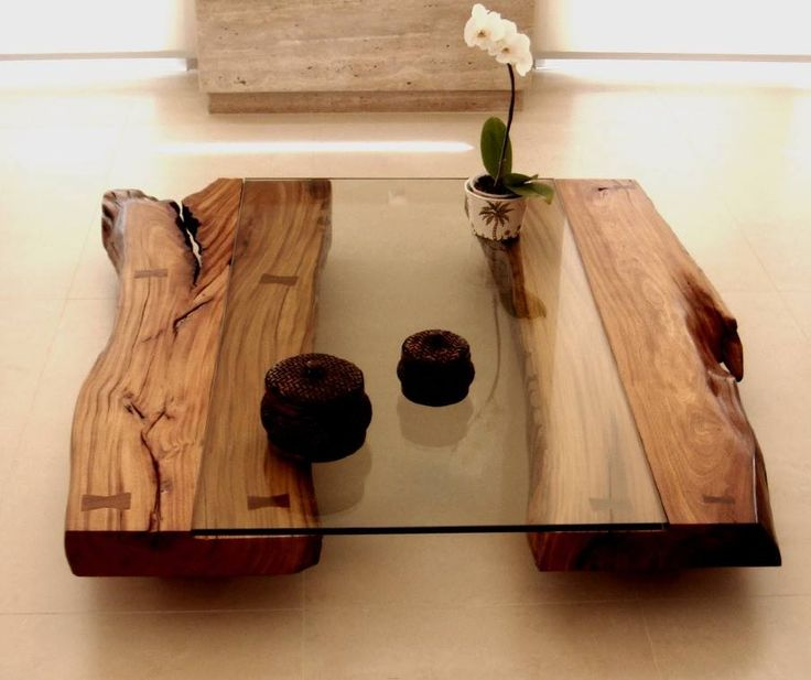 mobilier rustic din lemn rotund How to make rustic wood furniture 10