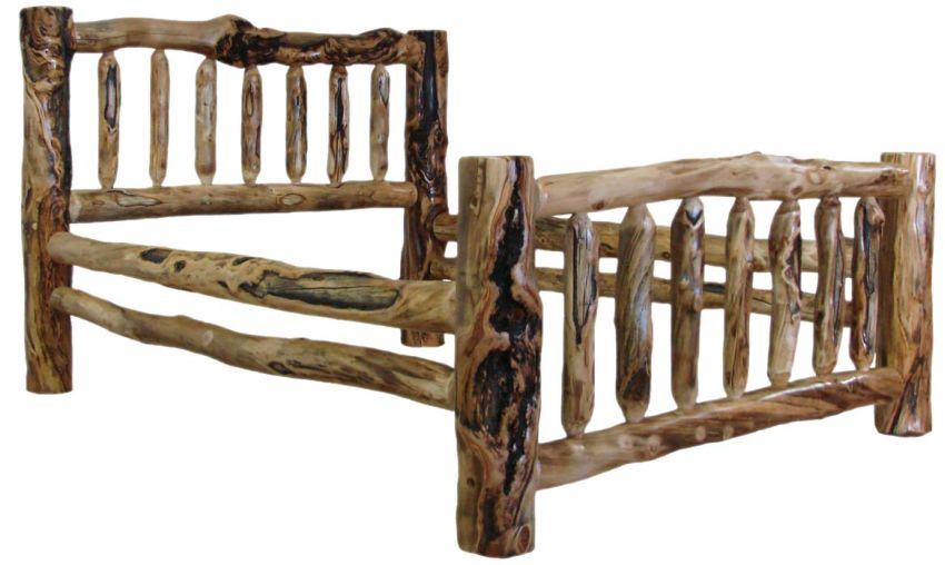 mobilier rustic din lemn rotund How to make rustic wood furniture 14