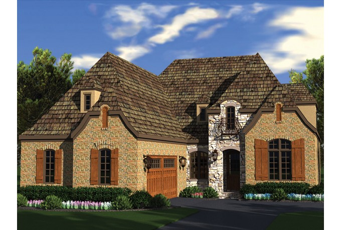 English style house plans are practical