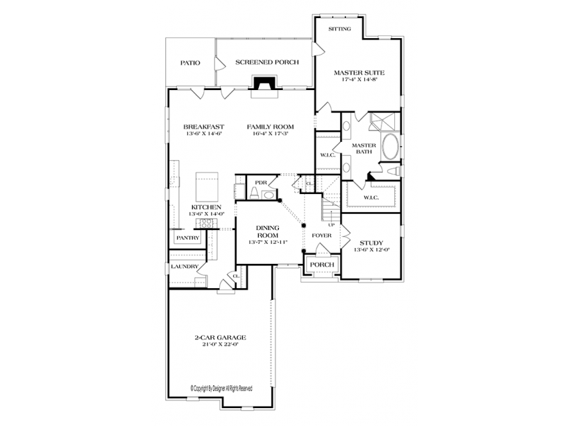 proiecte de case englezesti English style house plans 8