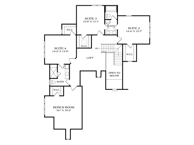 proiecte de case englezesti English style house plans 9