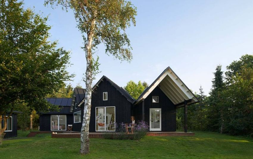 Danish style house plans are functional