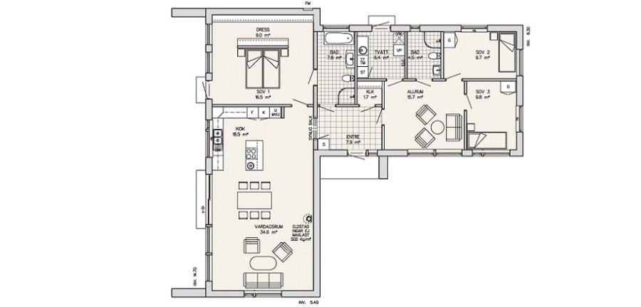 proiecte de case suedeze Swedish style house plans 5
