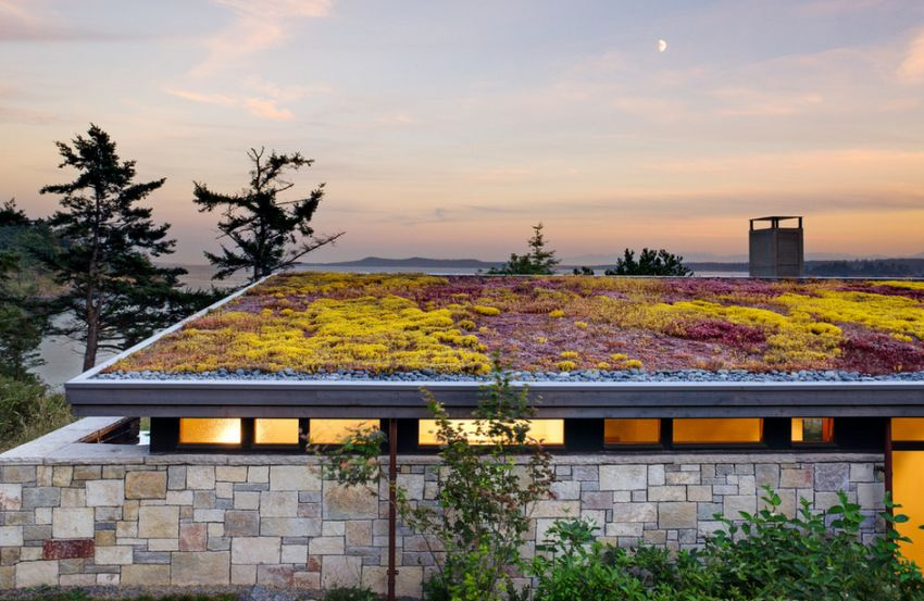 Interesting roof designs in the world
