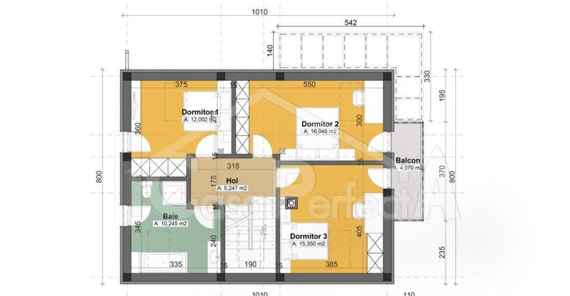 800 Square Feet House Plans - Ideal Spaces