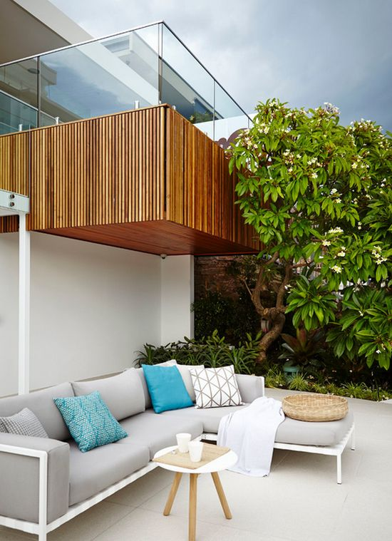 Wooden balcony design ideas perfect harmony - Wooden balcony design ideas perfect harmony ...