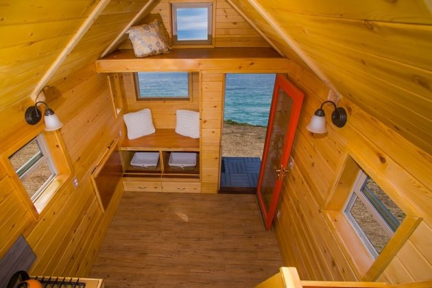 The 22,000 USD tiny house is cool