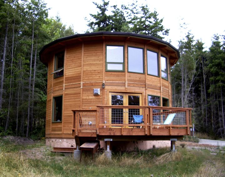 Best wooden house designs in harmony with nature
