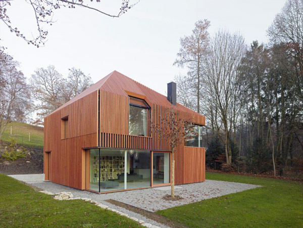 Best wooden house designs in the world