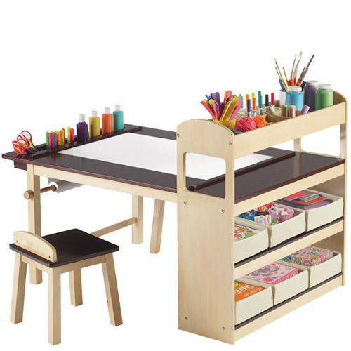 How to build a desk at home