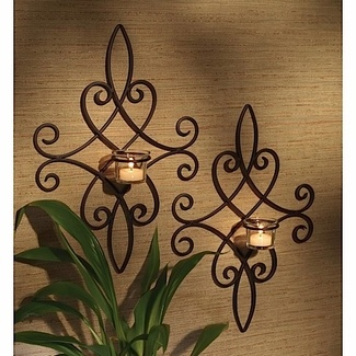 decoratiuni interioare din fier forjat wrought iron indoor decor 5