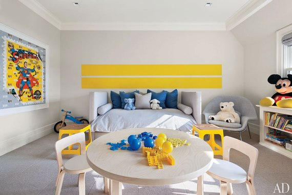 Kids' Rooms in many colors