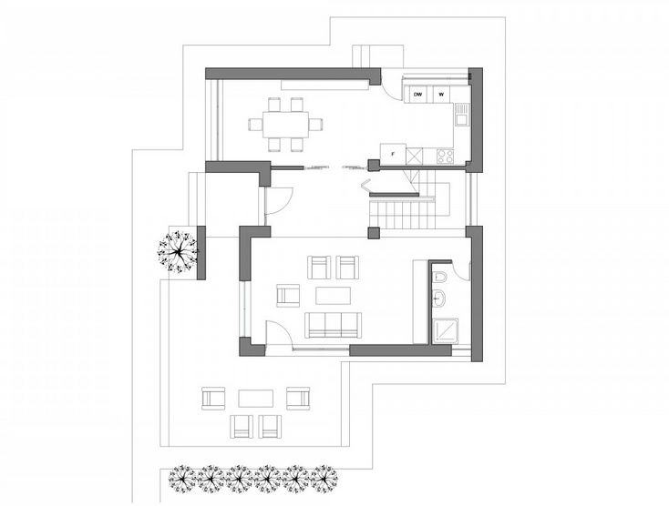 modele de case cu si fara etaj one and two story house plans 9