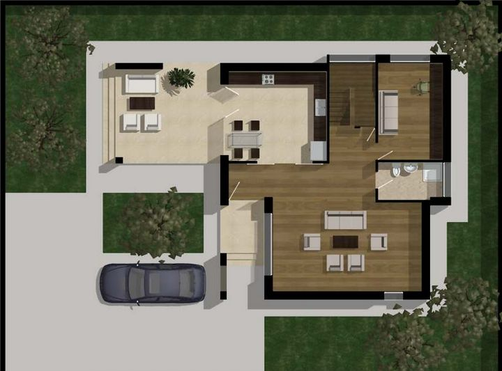 proiecte de case cu doua nivele two story house plans with master on first floor 10