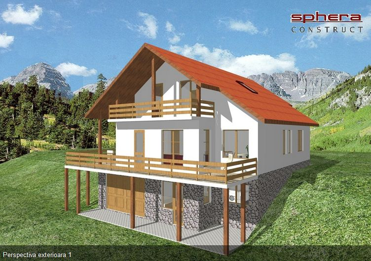 House Plans On A Slope