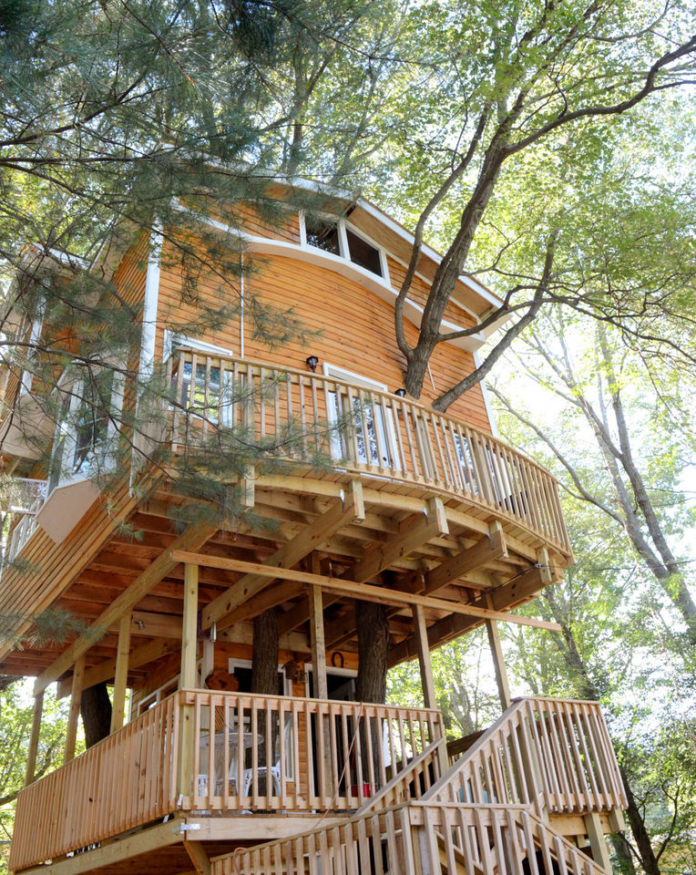 casa din copac the ultimate treehouse 4