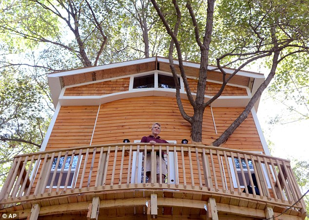 casa din copac the ultimate treehouse 5
